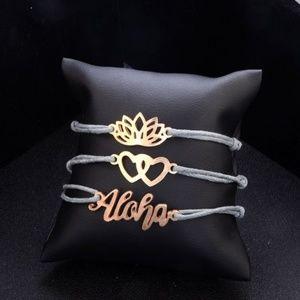 Jewelry - Aloha Bracelet Set